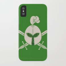 Plant Protector Slim Case iPhone X