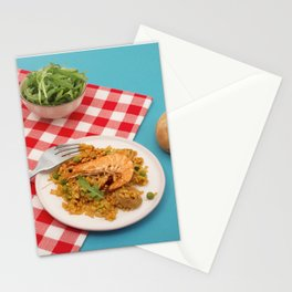 Paella days Stationery Cards