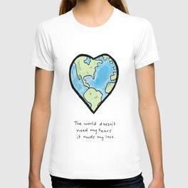 Worldly Love T-shirt
