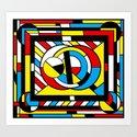 Neoplastimajig - Abstract Geometric Art by rmlstudios