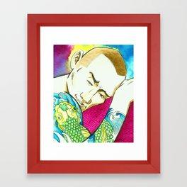 Loverman 08 Framed Art Print