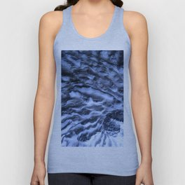 Abstract @ Sea Unisex Tank Top