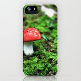 Shroom iPhone Case