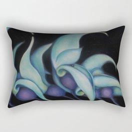Jade Vine Rectangular Pillow