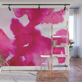 Intensity of Evidence Wall Mural