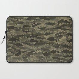 Fresh water fish camouflage Laptop Sleeve