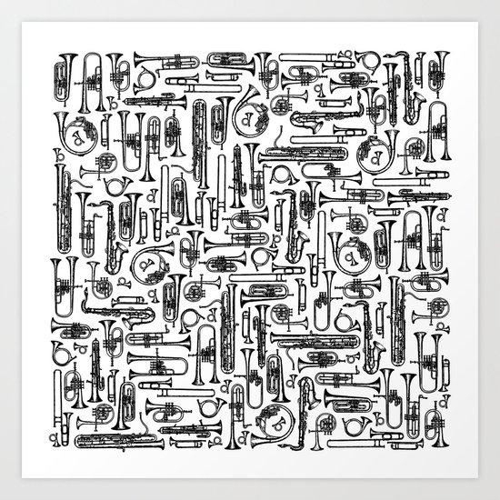 Horns B&W II by grandeduc