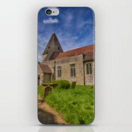 St Mary Hunton iPhone Skin