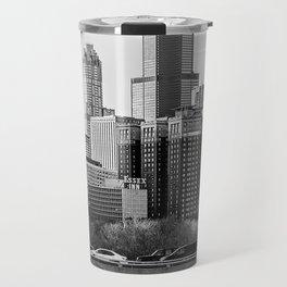 Chicago Business Card Travel Mug