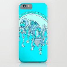 Peace Love Manatee Slim Case iPhone 6s