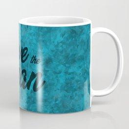 Save the ocean Coffee Mug