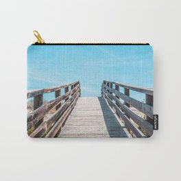Summer Photography - Bridge Upwards The Hill Carry-All Pouch