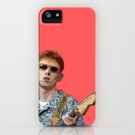 Pink Krule iPhone Case