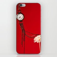 Mother Nature, Father Time iPhone & iPod Skin