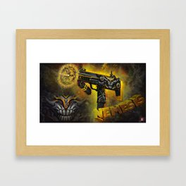 SMG 2 Framed Art Print