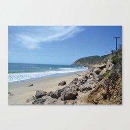 Malibu, CA Canvas Print