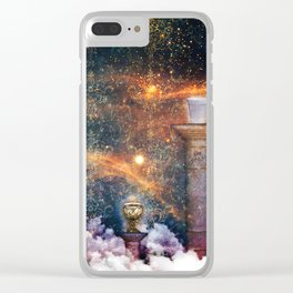 Ego Clear iPhone Case