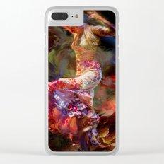 Duende flamenco Clear iPhone Case