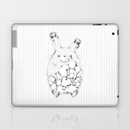 Sentimental Implosion: don't cry! Laptop & iPad Skin