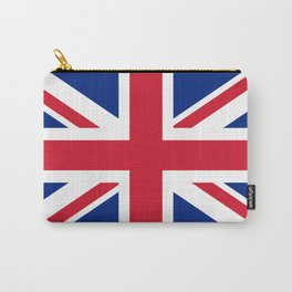 United Kingdom Flag Carry-All Pouch