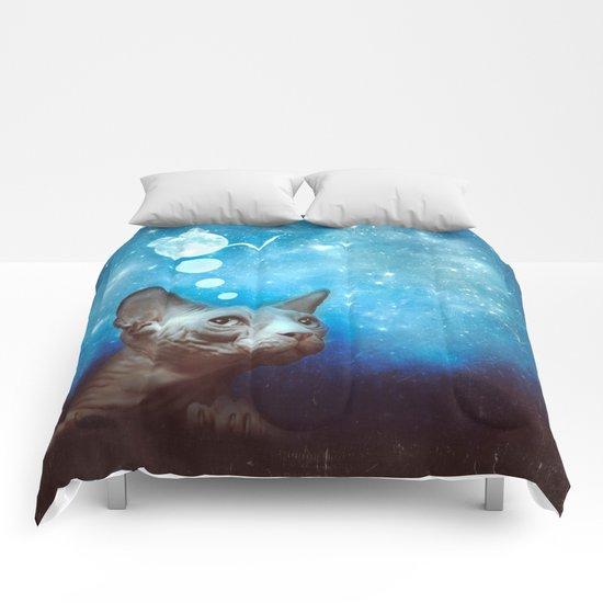 Night Dreamer Comforters