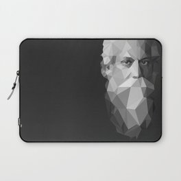 Rabindranath Tagore (7 May 1861 – 7 August 1941) Laptop Sleeve