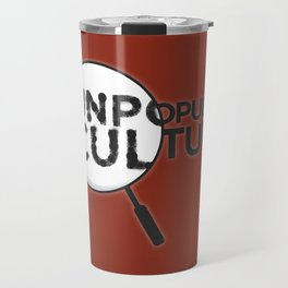 """""""Looking for Answers"""" Unpopular Culture Travel Mug"""