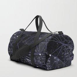 geometry of space Duffle Bag
