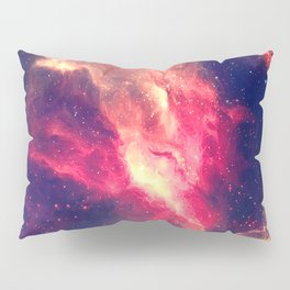 The Sky is on Fire Pillow Sham