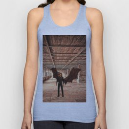 The Vampire Abode Unisex Tank Top