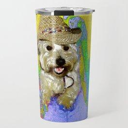 West Highland White Terrier - Ready To Go? Travel Mug