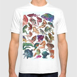 Reverse Mermaids T-shirt