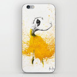 Daisy Dance iPhone Skin