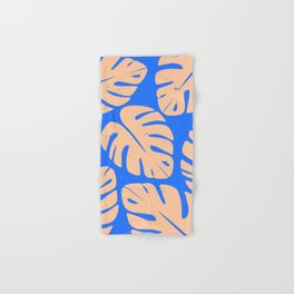Monstera Leaf Print 5 Hand & Bath Towel
