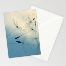 dandelion - cloud nine Stationery Cards