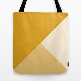 Mustard Tones Tote Bag