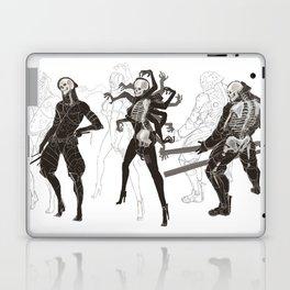 MGR Bones Laptop & iPad Skin