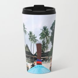 Long Boat Rides on Phi Phi Island Travel Mug