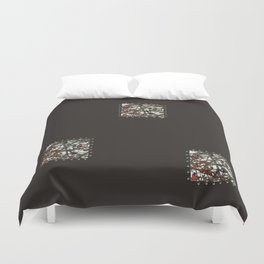 Patched Duvet Cover