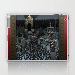 The Frozen Cemetary Laptop & iPad Skin