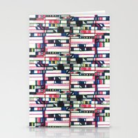 skyline Stationery Cards featuring SKYLINE by Ruth Hagen