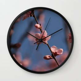 Pure Spring Yeah Wall Clock