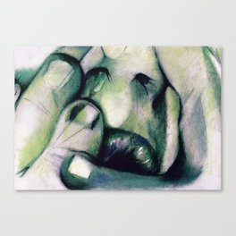 Lost Child Canvas Print