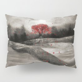 The red sounds and poems, Chapter I Pillow Sham