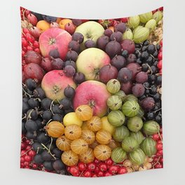 Five a Day Wall Tapestry