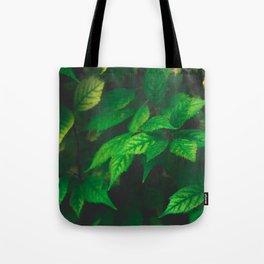 Mystical Leaves Tote Bag