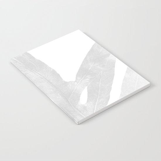 Ghost Fern Notebook