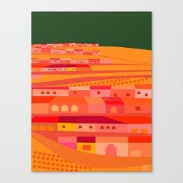 Rosarito Road Canvas Print