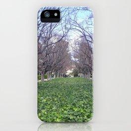 idontrememberwhere iPhone Case