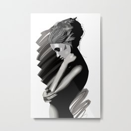 Tatiana Metal Print